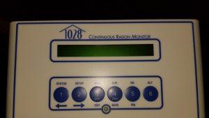 Photo of Radon Monitor