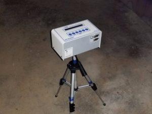 Photo of Radon Detector